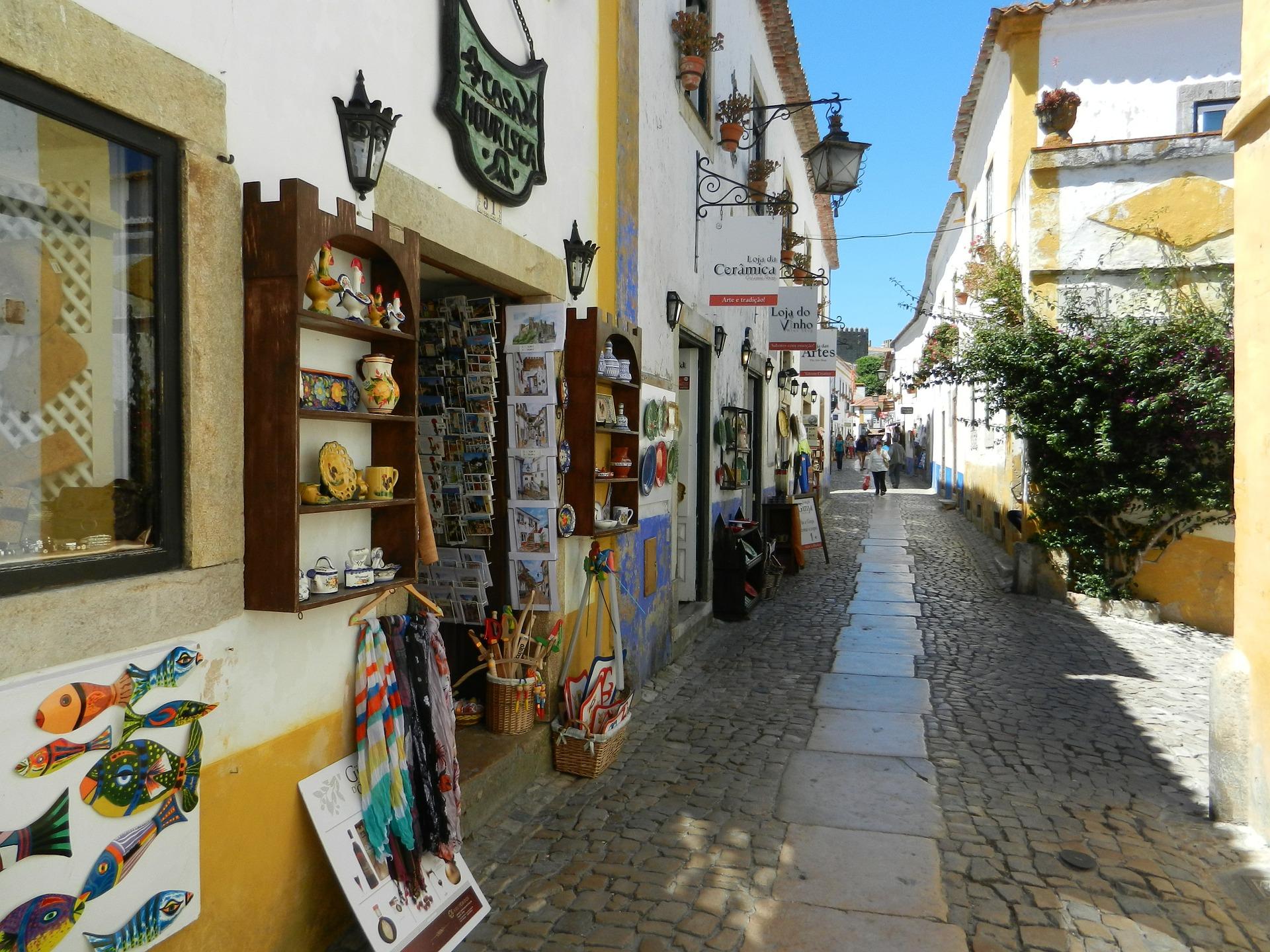 Tour Porto To Obidos