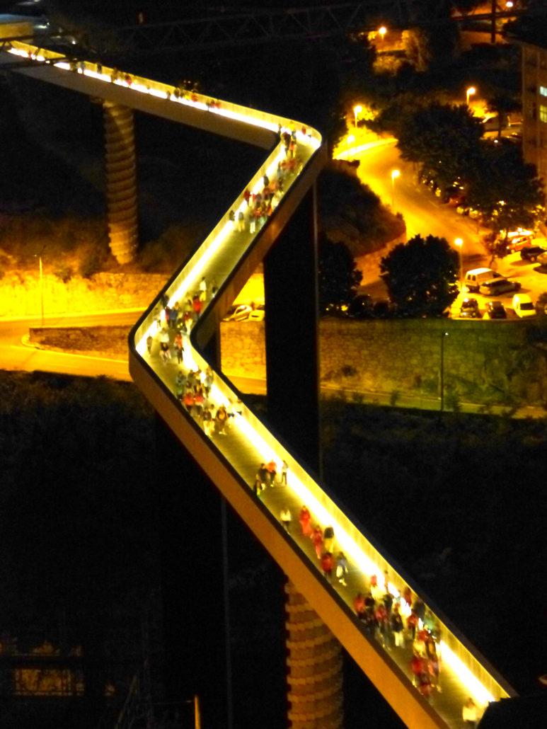 Ponte Pedonal- Notícias da Covilhã