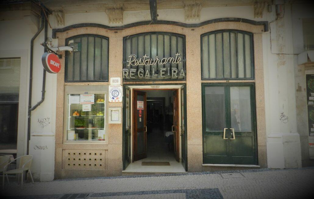 Restaurante Regaleira - Rua do Bonjardim