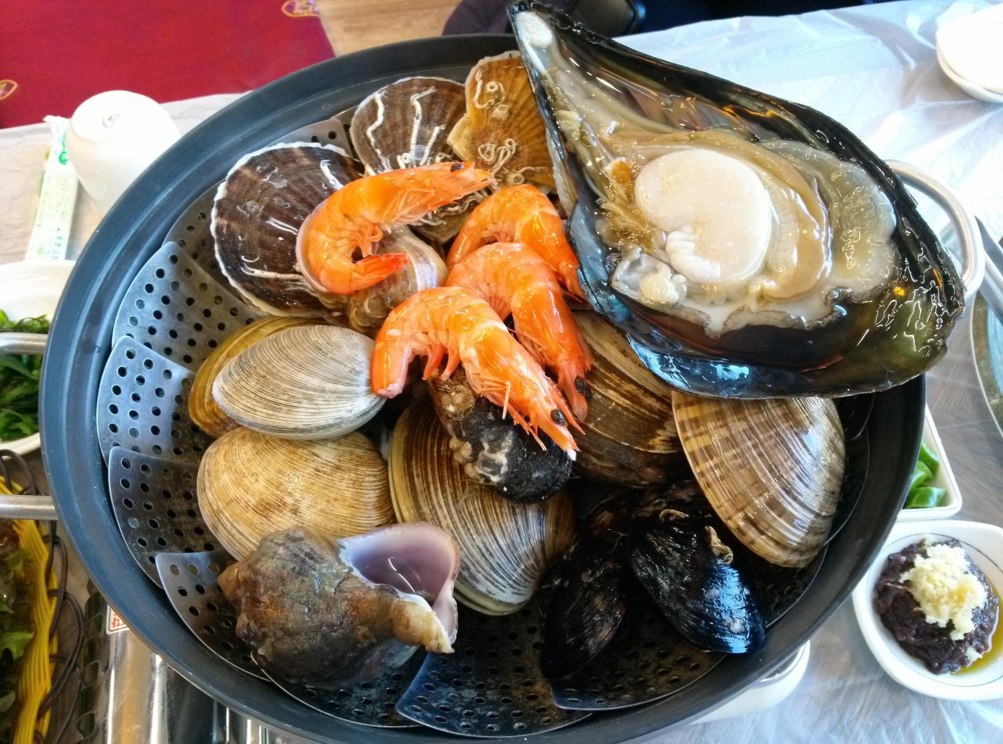 Matosinhos da variedade gastronómica