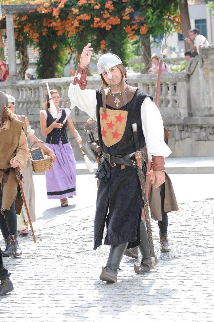 Feira Medieval - Foto da Câmara Municipal de Lamego