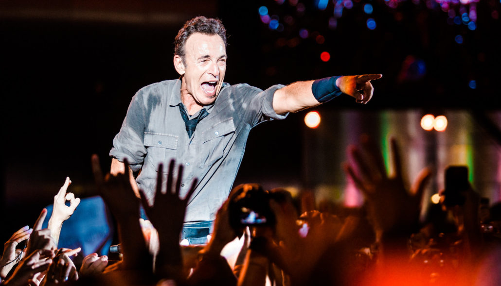 Bruce Springsteen, Rock in Rio - Fonte: Sapo