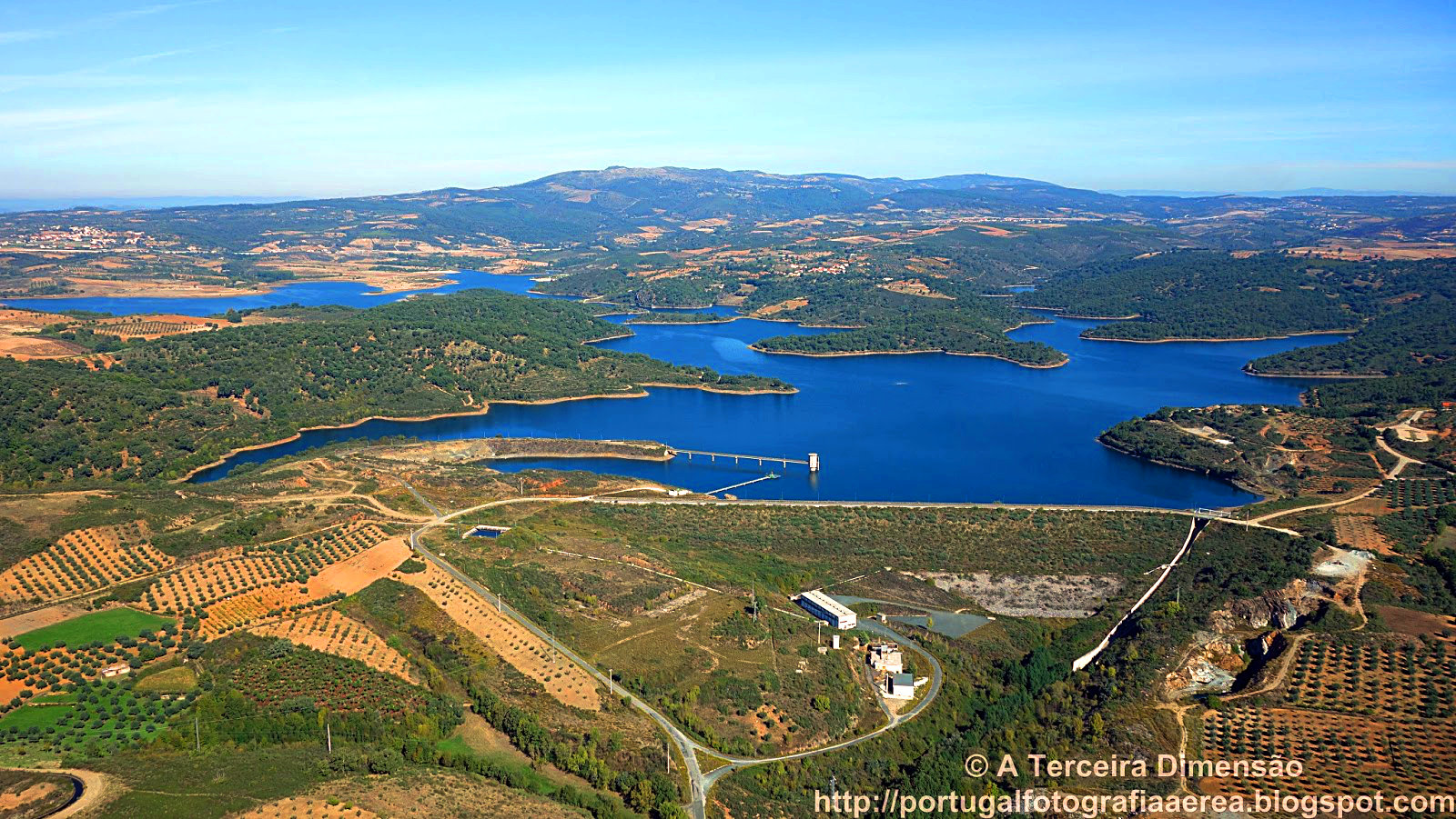 Barragem do Azibo