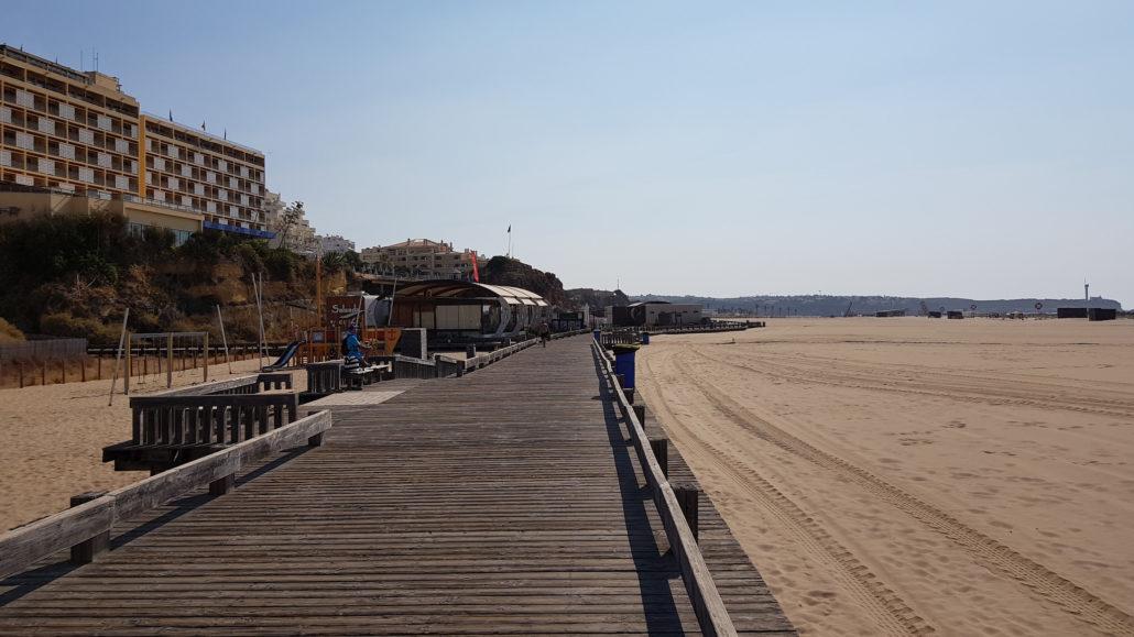 Passadiço da Praia da Rocha - Kurt-Georg