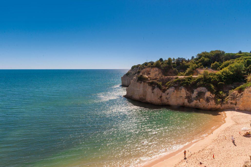 Praias mais bonitas do Algarve - Praia dos Tremoços - vilavitaparc.com