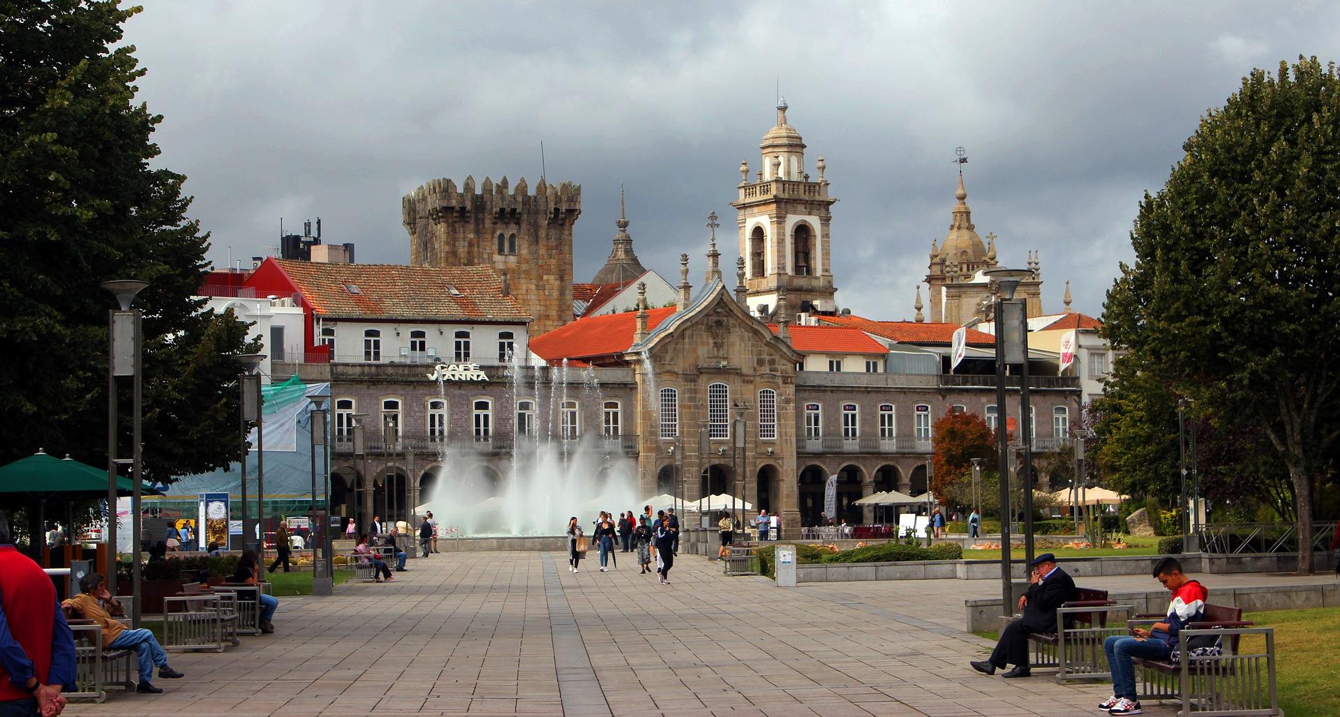 O Que Visitar Em Braga A Cidade Dos Arcebispos